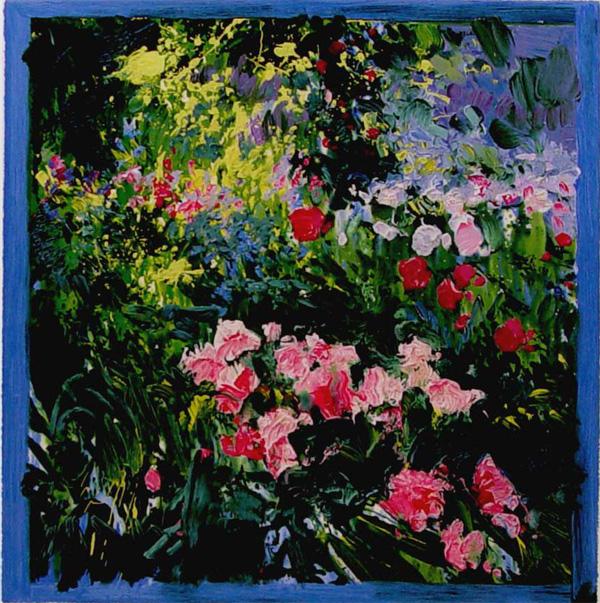 バガテルの花