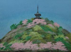 陽春の三渓園