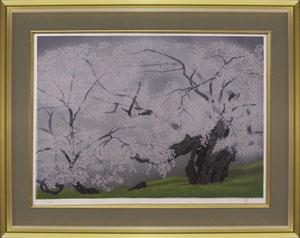 臥龍桜(1)