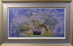 醍醐桜(2)