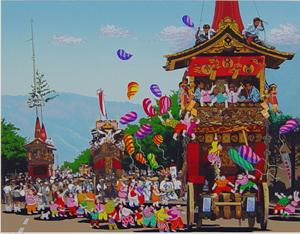 祇園祭<小版>